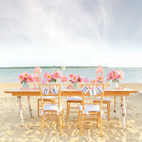 Beach Wedding Decor