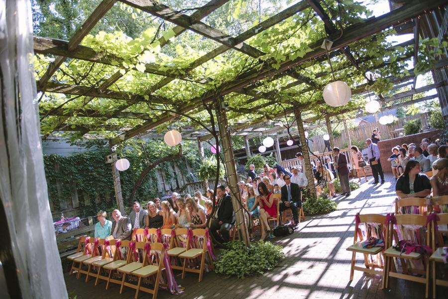 Garden Ceremony