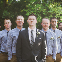 Fall Groomsmen Attire Ideas