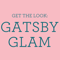 Get the Look: Gatsby Glam Wedding Makeup