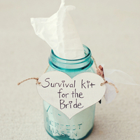 Bride's Survival Kit