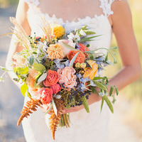 Rustic Bride Bouquet