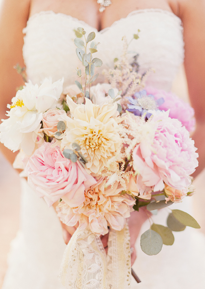 Garden Wedding Bouquet Bouquet