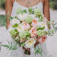 Garden Wedding Bouqet