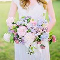 Garden Wedding Bouqet