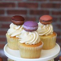'Mock'aron Cupcakes