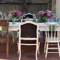 Wedding Chair Styles: A Guide
