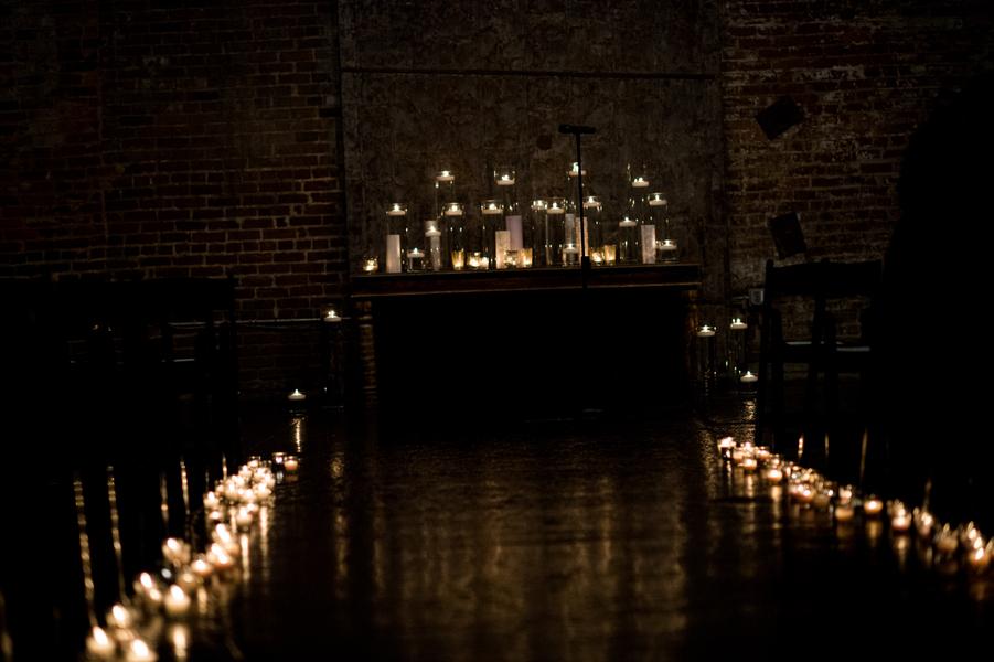 Candelit Ceremony