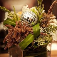 Disco Centerpieces