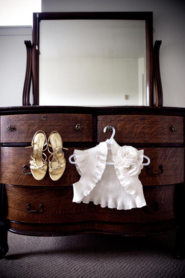 The Bride's Accessories