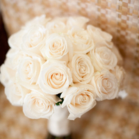 Classic Rose Bridal Bouquet