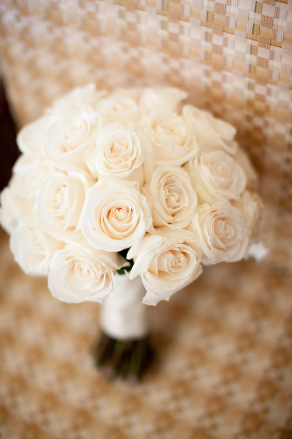 Classic Rose Bridal Bouquet