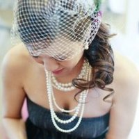 Jewelry, Real Weddings, Wedding Style, Necklaces, West Coast Real Weddings, Pearls
