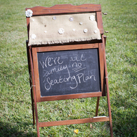 Chalkboard Sign