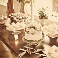 Delicious Dessert Display