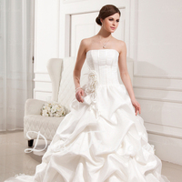 Ball-Gown Wedding Dress