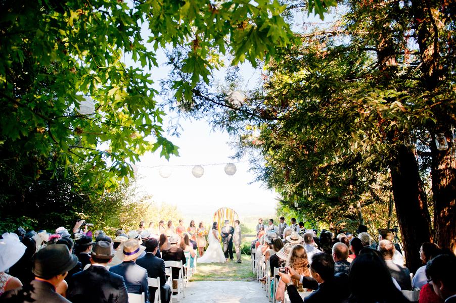 Scenic Ceremony