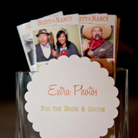 Photobooth Favors