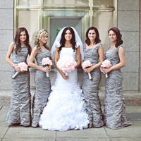 Formal Bridesmaids Dresses
