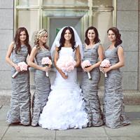 Formal Bridesmaids Dresses