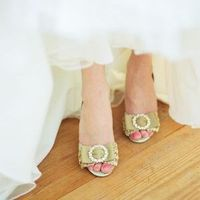 Vintage Wedding Shoes