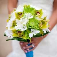Bold Bridal Bouquet