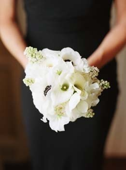 Flowers & Decor, Real Weddings, Wedding Style, white, Bridesmaid Bouquets, Northeast Real Weddings, Spring Weddings, City Real Weddings, Classic Real Weddings, Spring Real Weddings, City Weddings, Classic Weddings