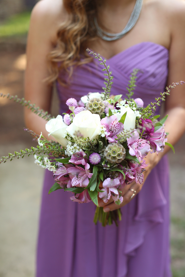 Bridesmaid Blossoms