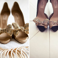 Are These the Most Popular Bridal Shoes?