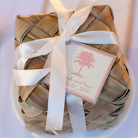 Beachy Wedding Favors