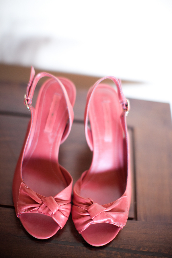 Sweet Pink Shoes