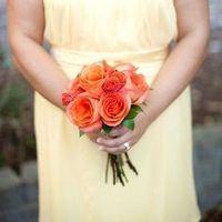 Orange Bouqquet