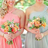 Orange Bouquets
