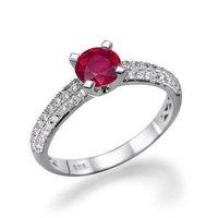 Rubi Engagement Ring