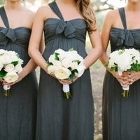 Classic Bridesmaid Bouquets