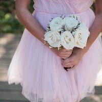 Classic Bridesmaid Bouquet