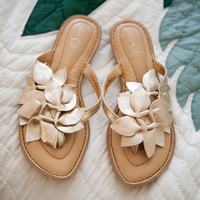 Beachy Bridal Shoes