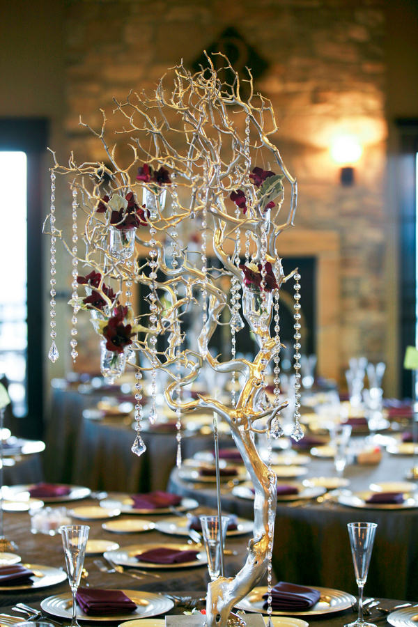 Glam Centerpiece