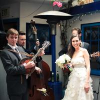 Bride and Wedding Band