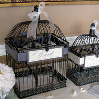 Bird Cages (Set of 2)