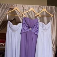 The Bridesmaid dresses