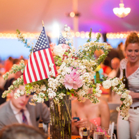 Patriotic Centerpieces