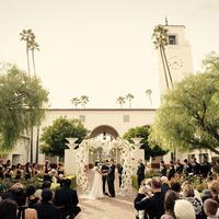 Modern Scenic Ceremony