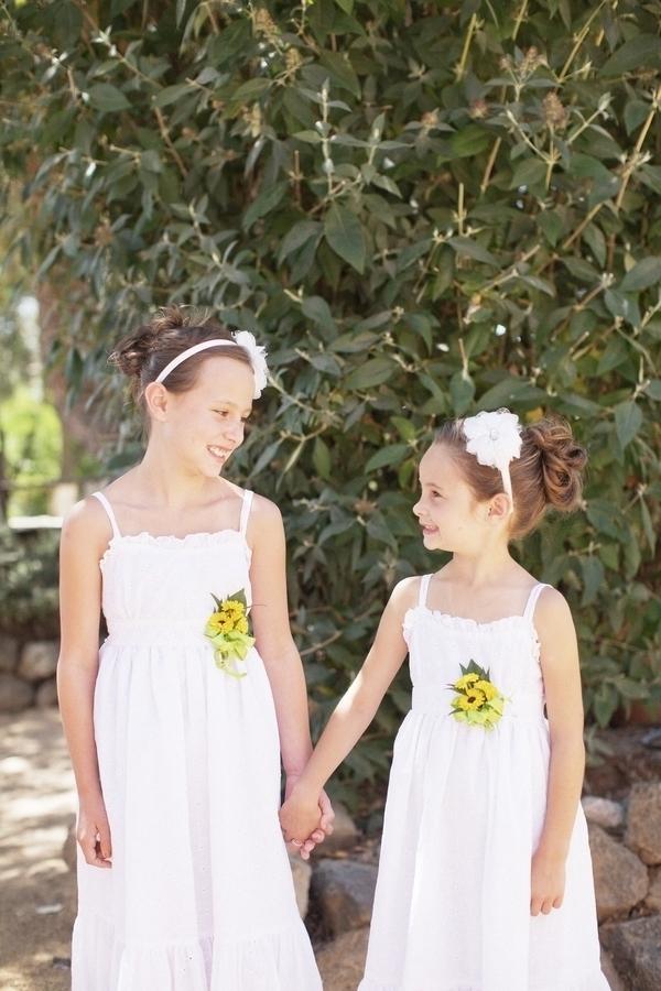 Bright Bridesmaids