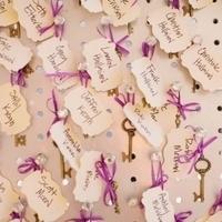 Escort Card Keys