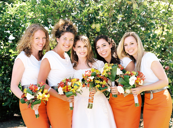 Unique Bridesmaids
