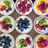 DIY: Mini Fruit Tarts