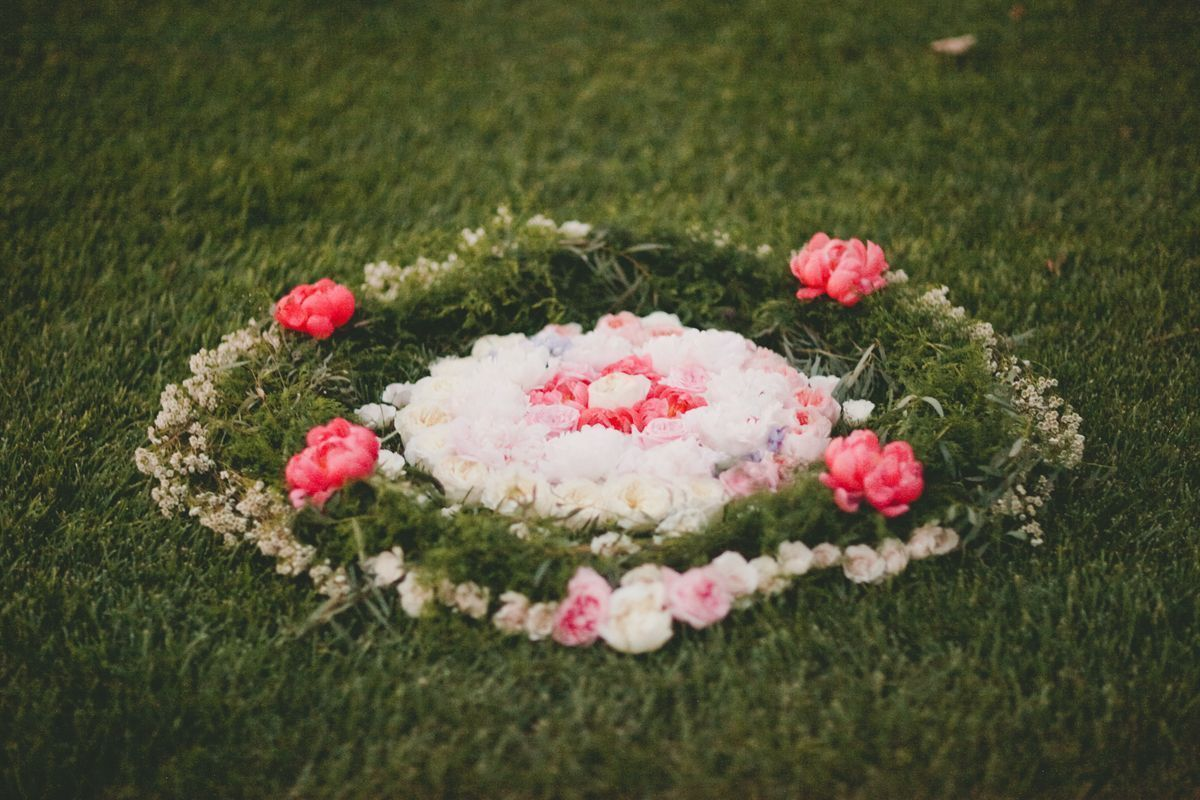 Mandala of Romance Styled Shoot