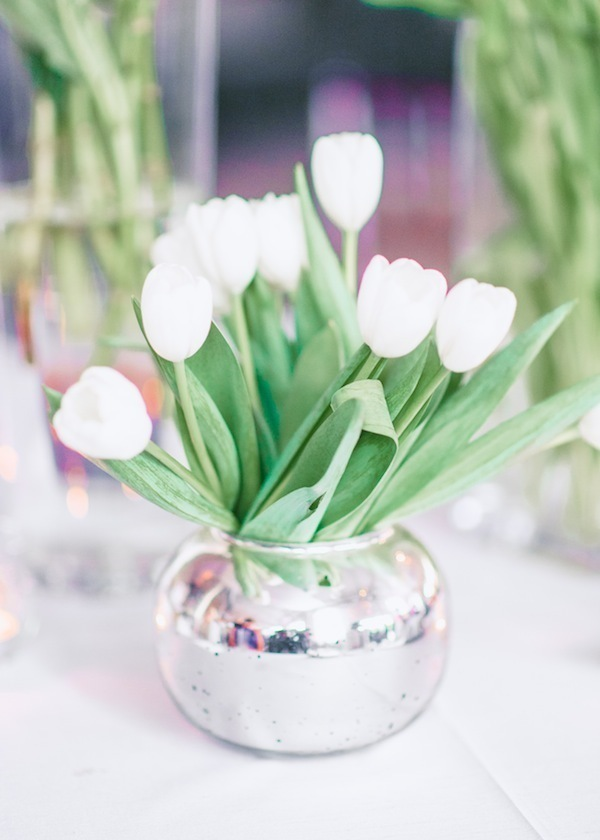 Tulip Centerpiece
