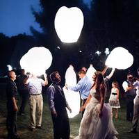 Lanterns in the Sky